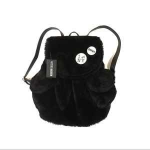 [Steve Madden] NWT Faux Fur Backpack